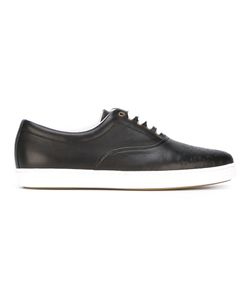 Tomas Maier | Malib Palms Sneakers Womens Size 38.5 Calf Leather/Rubber/Leather