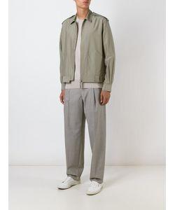 E. Tautz | Bluson Jacket Mens Size Xs Silk/Cotton/Wool