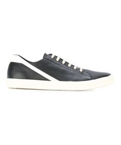 Rick Owens   Geo Trasher Trainers Mens Size 45 Leather/Rubber