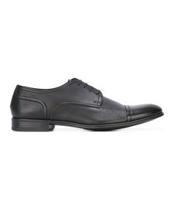 FABI | Classic Derbies Mens Size 43 Calf Leather/Leather/Rubber