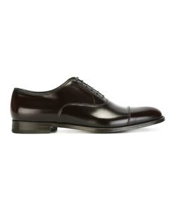 Doucal's   Classic Oxfords Mens Size 42 Leather
