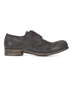 A Diciannoveventitre | Classic Derbies Mens Size 43 Leather/Horse Leather