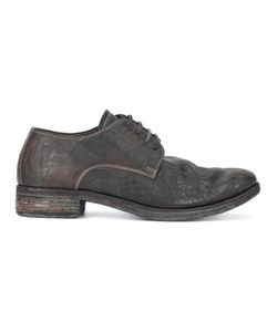 A Diciannoveventitre | Classic Derbies Womens Size 37 Leather/Horse Leather