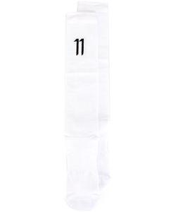 11 By Boris Bidjan Saberi | 11 Logo Socks Adult Unisex