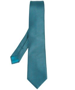 Brioni | Linear Shape Tie Mens Silk