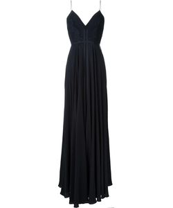 Alex Perry | Kayla Gown Womens Size 6 Silk/Cotton/Polyester
