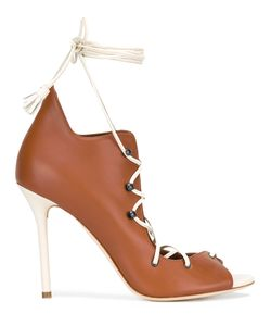 Malone Souliers | Savannah Sandals Womens Size 39 Calf Leather/Leather