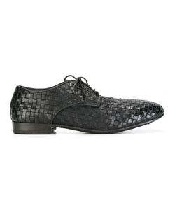Marsèll | Woven Lace-Up Shoes Mens Size 41.5 Leather