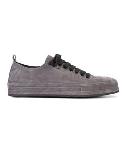 Ann Demeulemeester | Classic Lace-Up Sneakers Womens Size 38 Leather/Rubber