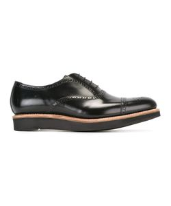 Grenson | Matthew Brogues Mens Size 9 Leather/Rubber