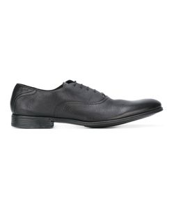FABI   Classic Oxfords Mens Size 42.5 Calf Leather/Leather/Rubber