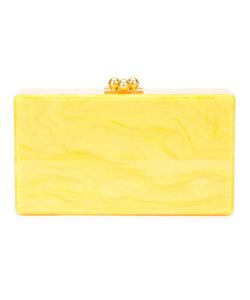 Edie Parker | Marbled Effect Clutch Womens Acrylic