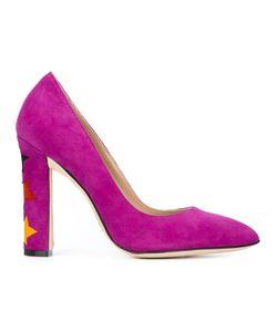 Paula Cademartori | Cinderella Pumps Womens Size 35 Calf Suede/Leather