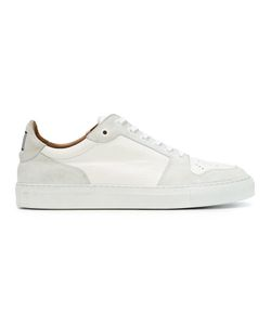 AMI Alexandre Mattiussi | Low Trainers Mens Size 40 Calf Leather/Leather/Rubber