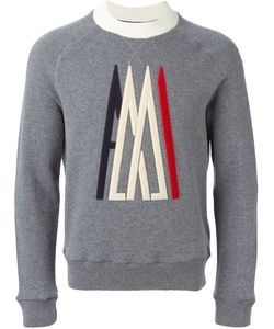 Moncler X Ami | Embroide Logo Sweater Mens Size Medium Cotton/Polyamide