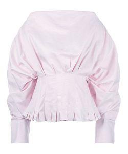 Jacquemus   Lune Top Womens Size 34 Cotton
