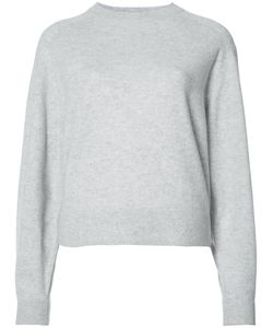 Vince | Round Neck Jumper Womens Size Small Cashmere