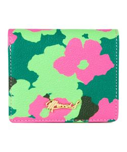 Muveil   Print Wallet Womens Leather