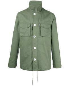 Han Kj0benhavn | Roll Neck Shirt Jacket Mens Size Large Cotton
