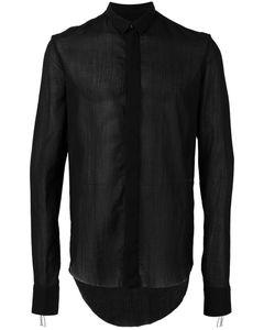 Cedric Jacquemyn   Slim-Fit Shirt Mens Size 50 Cotton