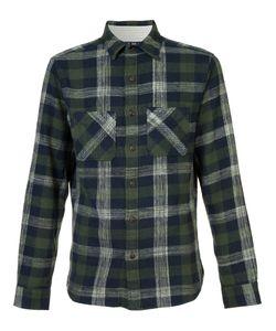Alex Mill | Chest Pockets Plaid Shirt Mens Size Xl Cotton