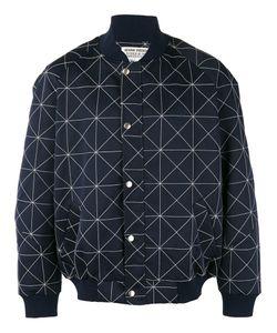 Henrik Vibskov | Salla Bomber Jacket Mens Size Xs Polyester