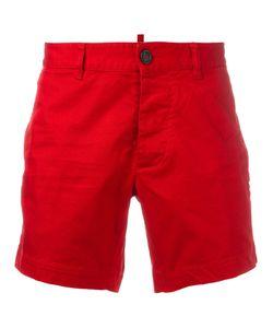 DSquared² | Classic Shorts Mens Size 50 Cotton/Spandex/Elastane