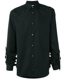 Comme Des Garçons | Shirt Strapped Cuffs Shirt Mens Size Large