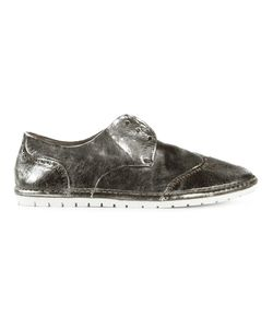 Marsèll | Distressed Brogues Mens Size 43 Leather/Rubber