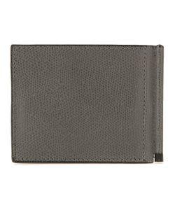 Valextra | Foldover Cardholder Womens Calf Leather
