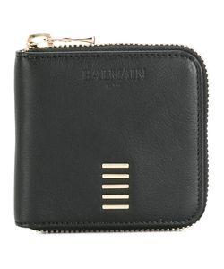 Balmain | Zip-Around Wallet Mens Calf Leather
