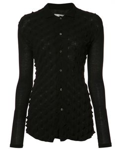 Julien David | 3d Thorn Shirt Womens Size Large Cotton