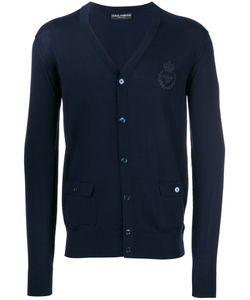 Dolce & Gabbana | Embroide Bee Crown Cardigan Mens Size 58