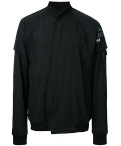 Julius | Dust Print Bomber Jacket Mens Size 2 Viscose/Cotton