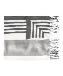 Twin-Set | Woven Stripe Scarf Womens Viscose
