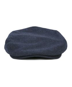 Brioni | Plain Flat Cap Mens Size 56 Virgin Wool