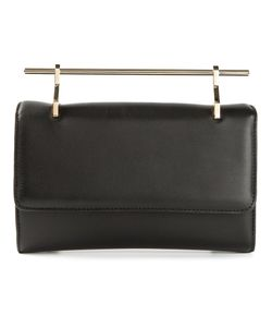 M2malletier | Small Top Bar Shoulder Bag Womens Leather