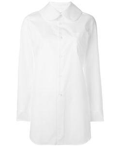 Comme Des Garçons | Peter Pan Collar Shirt Womens Size Small