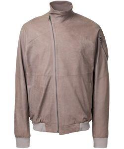 Julius | Leather Bomber Jacket Mens Size 2 Lamb Skin