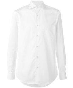 Aspesi | Plain Shirt Mens Size 42 Cotton