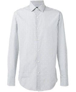 Boss Hugo Boss | Striped Fleck Detail Shirt Mens Size 42