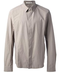 Individual Sentiments   Colla Shirt Mens Size 4 Cotton