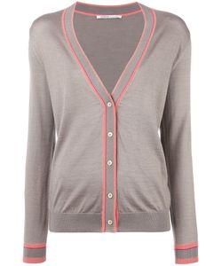 Agnona | V-Neck Cardigan Womens Size 44 Silk/Cashmere