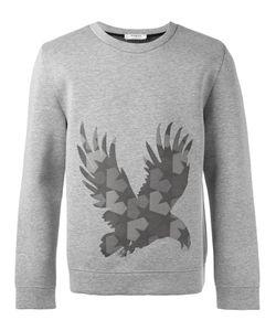 Ports   1961 Eagle Print Sweatshirt Mens Size Large Cotton/Polyester