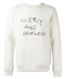 Soulland   Silence Sweatshirt Mens Size Large Cotton