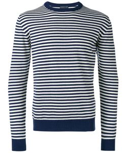 Etro | Striped Sweatshirt Mens Size Large Cashmere