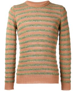 Nuur | Striped Jumper Mens Size 52 Cotton