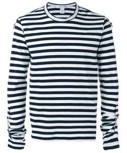 Comme Des Garçons | Shirt Strappy Cuffs Longsleeved T-Shirt Mens Size Small