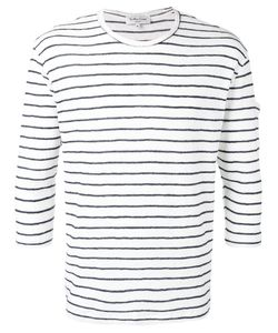 YMC | Striped Top Mens Size Small Cotton/Polyester