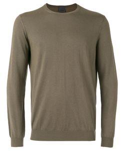 Laneus | Crew-Neck Jumper Mens Size 50 Silk/Cashmere